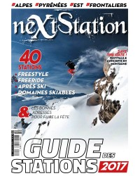 Next Station 2017 - Le guide des stations