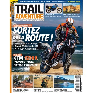 Trail Adventure n°9
