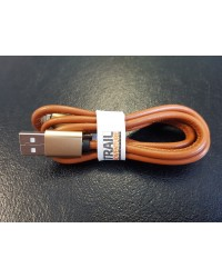 Cable USB 2 en 1 (Iphone+Samsung) Trail Adventure