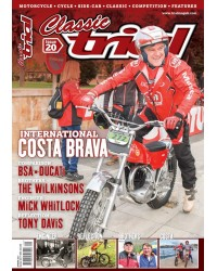 Classic Trial Magazine UK n°20 (anglais)