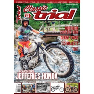 Classic Trial Magazine UK n°19 (anglais)