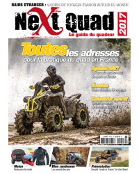 Next Quad 2017 - Le Guide du quad