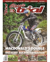 Classic Trial Magazine UK n°22 (anglais)