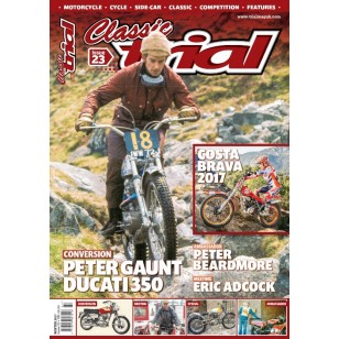 Classic Trial Magazine UK n°23