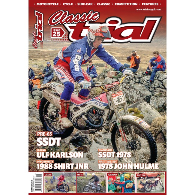 Classic Trial Magazine UK n°24