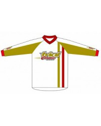 Riding shirt Trial Classic white