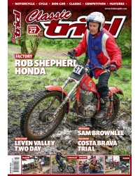 CLASSIC TRIAL MAGAZINE ISSUE 27