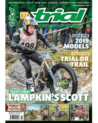 Trial Magazine UK n°72 (anglais)