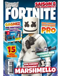 Fortnite Krash Magazine N°4