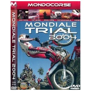 DVD MONDIAL TRIAL OUTDOOR 2004