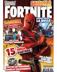 Fortnite Krash Magazine n°5