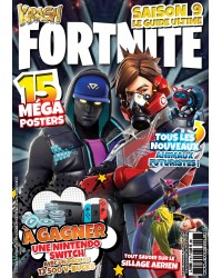 Fortnite Krash Magazine N°7