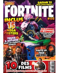 Fortnite Krash Magazine N°8
