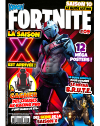 Fortnite Krash Magazine N°9