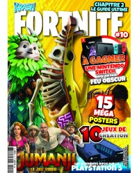 Fortnite Krash Magazine N°10