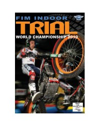 DVD Indoor Trial World Championship 2010