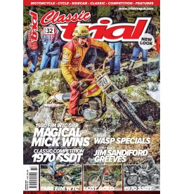 Classic Trial Magazine UK N°32