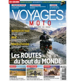 copy of Voyages à Moto n°7