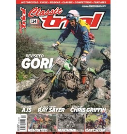 Classic Trial Magazine UK N°34
