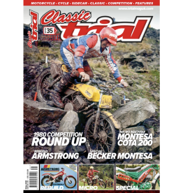 Classic Trial Magazine UK n°35