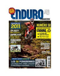 Enduro magazine issue 50 (in french)