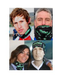 Buff Trial Magazine : le foulard multifonctionnel