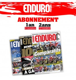 Enduro Magazine subscription