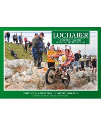 Lochaber celebrating the scottish six days trial