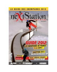 Next Station 2012 - Le guide des snowparks de France