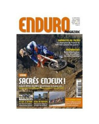 Enduro magazine issue 42 (in french)