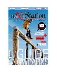 Next Station 2013 - Le guide des snowparks