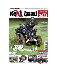 Next Quad - Le guide du quad 2013