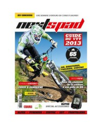 Next Spad - Le guide du VTT 2013