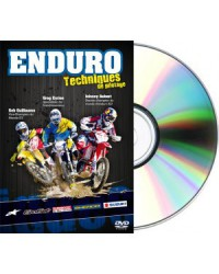 DVD Enduro Riding techniques with Johnny Aubert