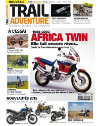 Trail Adventure Magazine n°2
