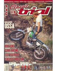 Classic Trial Magazine UK n°12 (en anglais)