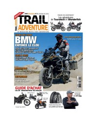 Trail Adventure Magazine n°1