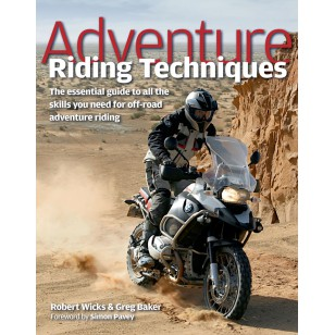 Livre Adventure Riding Techniques
