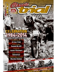 Classic Trial Magazine UK n°09 (en anglais)