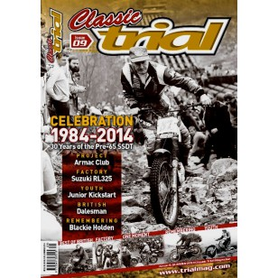Classic Trial Magazine UK n°9 (en anglais)
