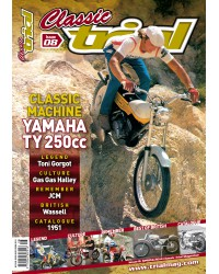 Classic Trial Magazine UK issue 8