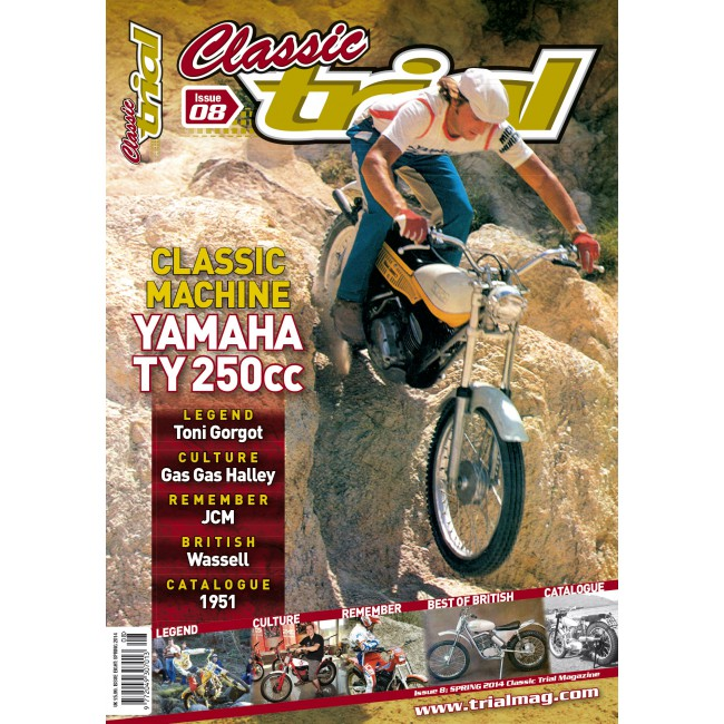 Classic Trial Magazine UK n°8 (en anglais)