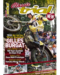 Classic Trial Magazine UK issue 1