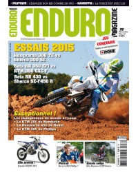 Enduro Magazine issue 76 (in french)