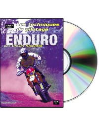 DVD Technique de pilotage enduro