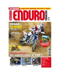 Enduro Magazine n°73 + Guide Enduro Evasion 2014
