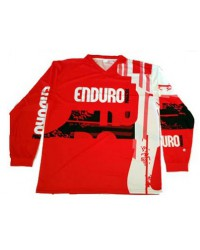 Red riding shirt Enduro Magazine