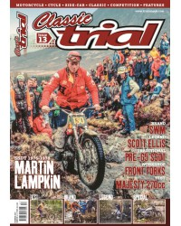 Classic Trial Magazine UK n°13 (en Anglais)