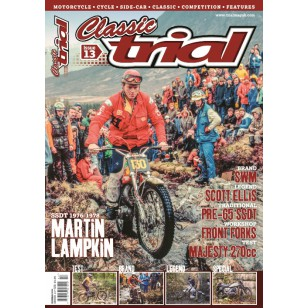 Classic Trial Magazine UK N°13 (Anglais)