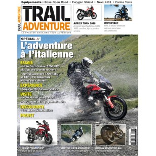 Trail Adventure magazine n°4
